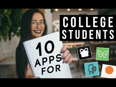 10 Apps Every College Student Should Use! | Best Apps For College