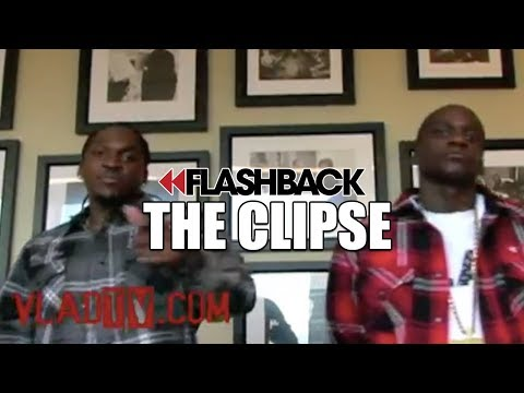 Flashback: Pusha T Freestyles a Verse That Ended Up on Kanye's 'So Appalled'