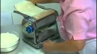 Máquina Profesional para Pasta Eléctrica Restaurant Imperia