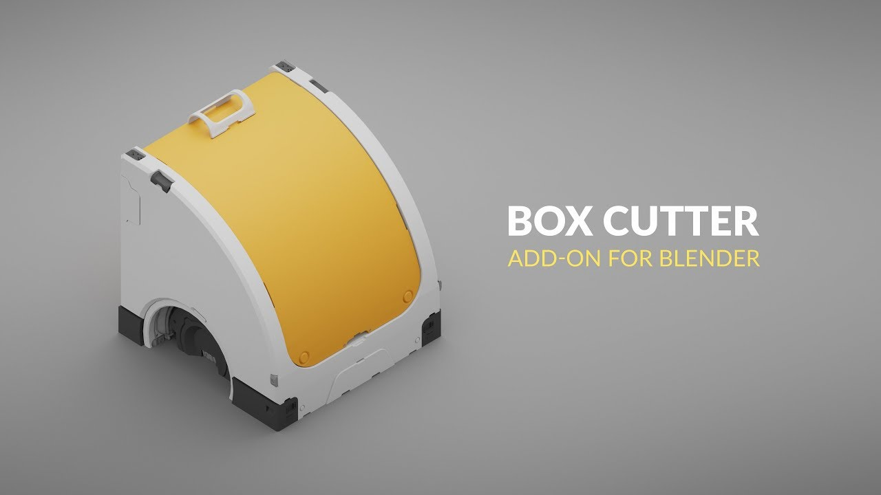 Claymore - BoxCutter Blender