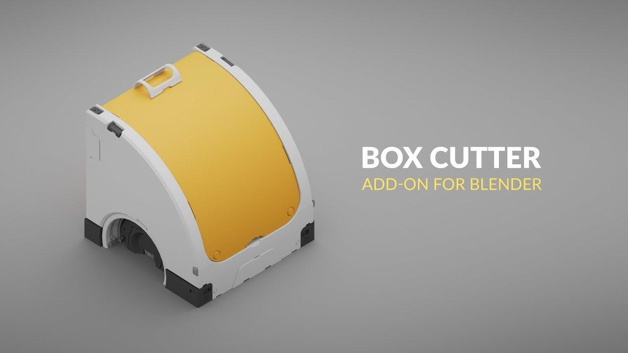 Claymore - BoxCutter Blender