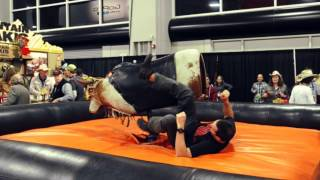 MK Goes to the Rodeo: Mechanical Bull Buck Off