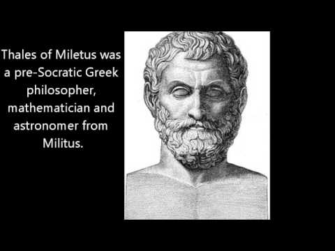 Introduction to Ancient Greek Mathematician