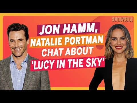 Jon Hamm, Natalie Portman On Fighting Boredom, Navigating Career Lows & More