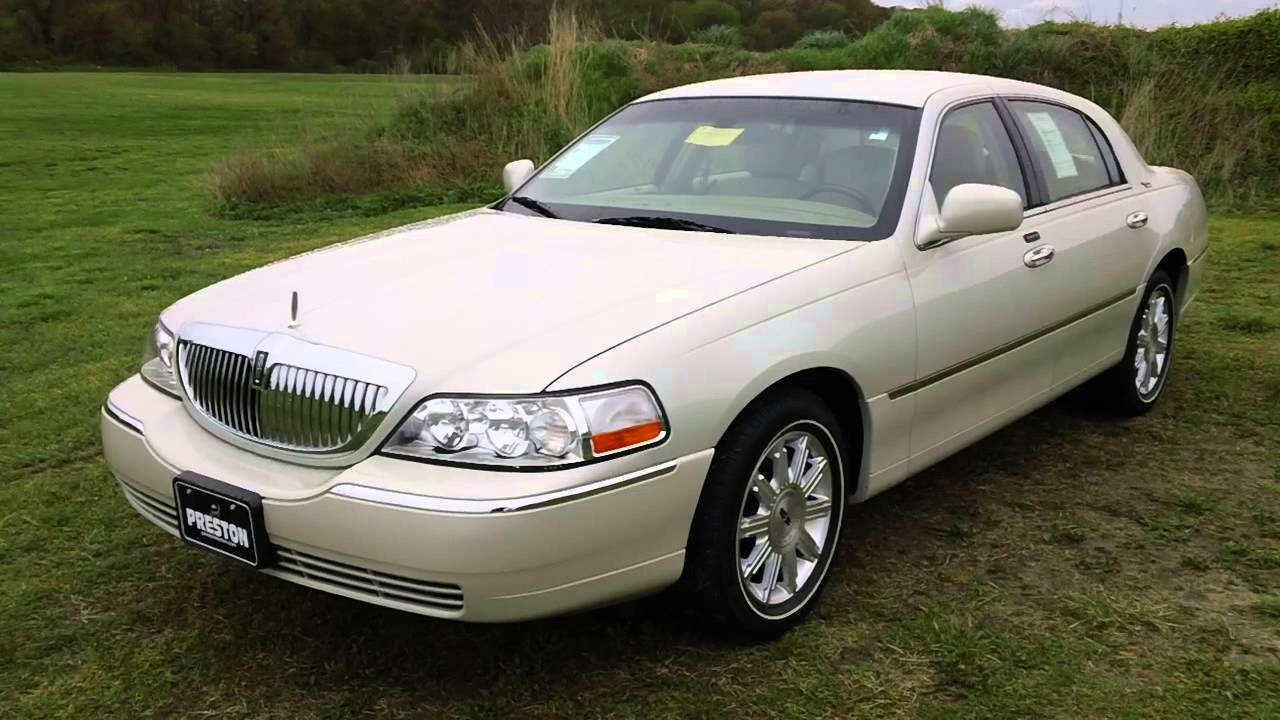 2006 Lincoln Town Car Used Cars For Sale In Maryland B7149 Youtube