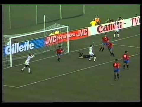 Under 17 World Cup Ghana Vs Spain 1991 Highlights Youtube