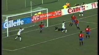 Under 17 World Cup Ghana vs Spain (1991) Highlights.