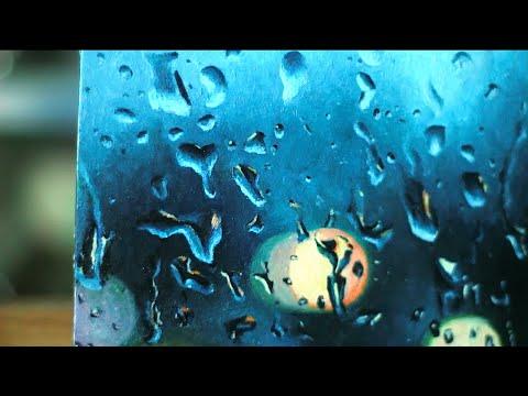 Speed Painting | Raindrops