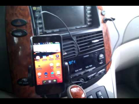 how to locate my iphone the smartphone the car radio 17184