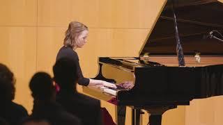 Grace Betry - Piano: Gottes Zeit ist die allerbeste Zeit, BWV 106