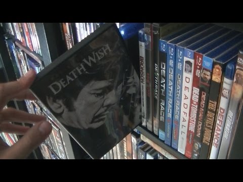 Action DVD/Blu-Ray Collection Part 1