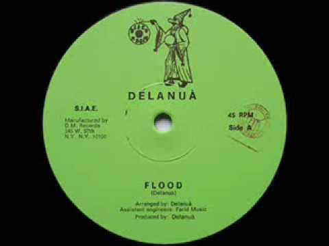 """Delanua - """"Flood"""" (1980)"""