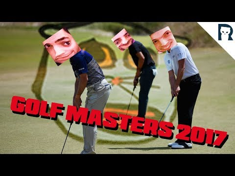 Golf Masters of Twitch - Lirik Stream Highlights #48