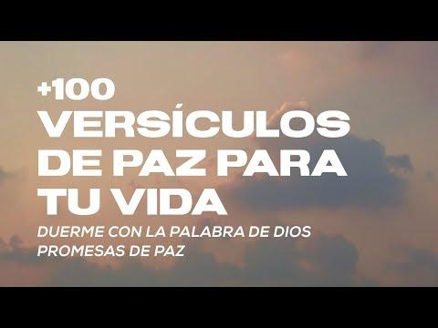 Versículos de paz   Promesas de Dios   Duerme con la Palabra de Dios   Audio Biblia