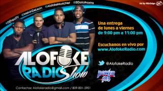 Dj Topo llora en pleno despeluñe en Alofoke Radio Show!!!