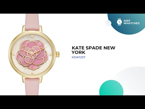 Unique Kate Spade New York KSW1257 Watches for Women Prices, Features, Review in 360