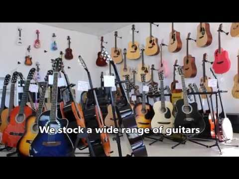 Musical Instruments George-Guitars-Pianos-Keyboards-Drums-Stage Lighting-PA Systems in George