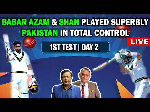 Pakistan in total control | Babar Azam & Shan played superbly