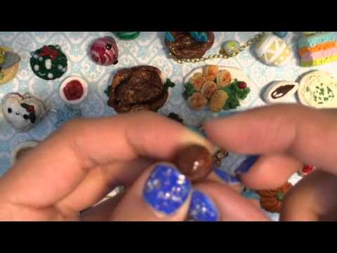 Polymer Clay Charm Update Part 2