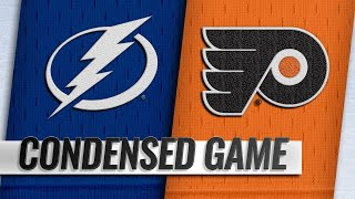 11/17/18 Condensed Game: Lightning @ Flyers