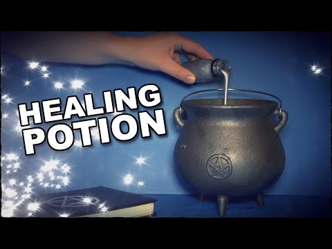 How To Make A Healing Potion
