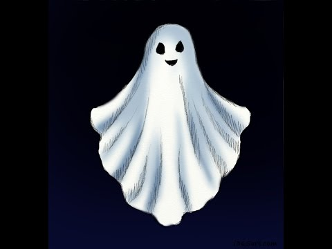 Ghost caught on tape!