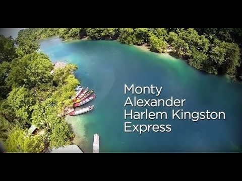 Vacation In Jamaica - Monty Alexander Harlem Kingston Express