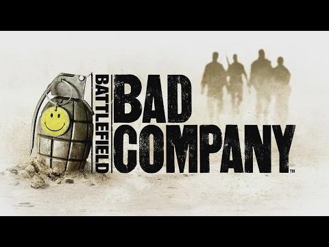 Battlefield Bad Company - Game Movie