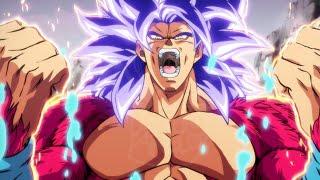 The First Saiyan God Of Destruction