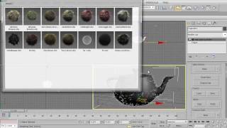 Autodesk 3ds max - Hair and Fur: урок 1