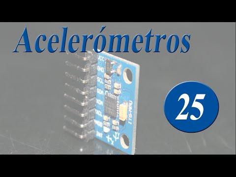 Introducción al acelerómetro