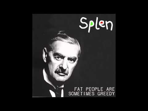 Splen (Chris Bowes of Alestorm) - Fat People Are Sometimes Greedy (2004) Full Album