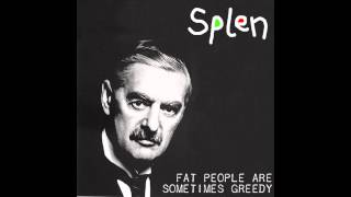 Splen (Chris Bowes of Alestorm) - Fat People Are Sometimes Greedy (2004) Full Album