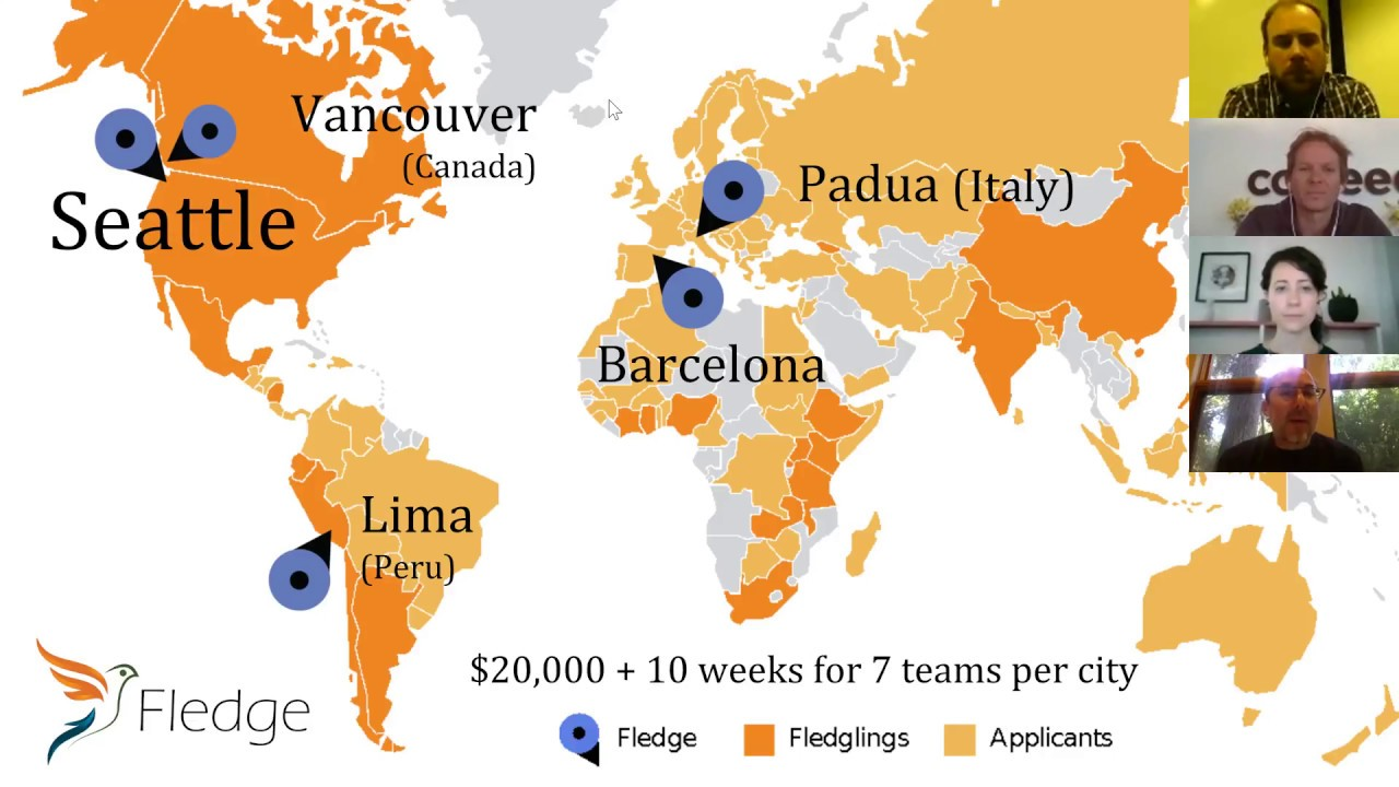 Social enterprise accelerator webinar MovingWorlds and Industry Leaders