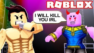 Roblox Rap Battles but it's INAPPROPRIATE!