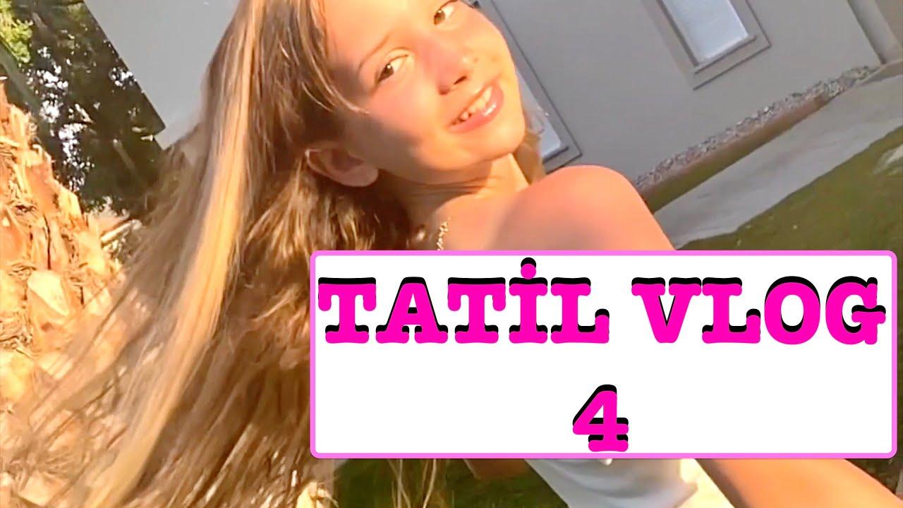 Tatil Vlog 4. Ecrin Su Çoban