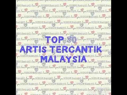 Top 30 Artis Tercantik Malaysia 2017