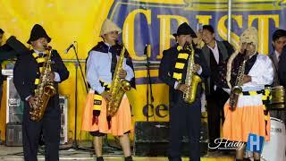 Orquesta Super Impacto Peru 2018 - Presentación en Huamancaca Chico