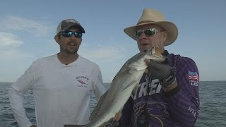 Fox Sports Outdoors SOUTHWEST #25 - 2014 Mobile Bay, Alabama Speckled Trout