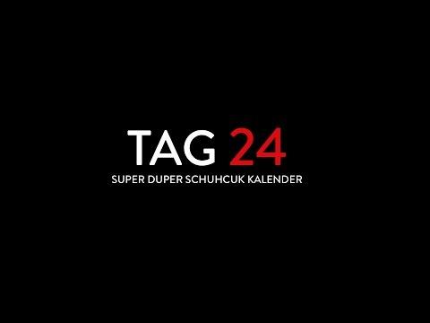 Tag 24 : Finale vom Super Duper Schuhcuk Kalender
