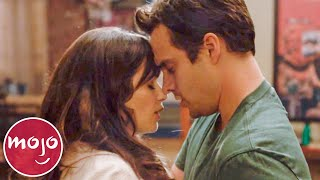 Top 20 First Kiss Scenes on TV