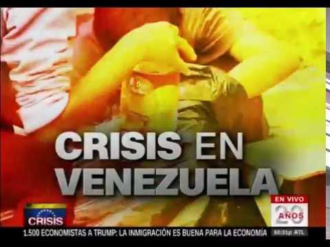 CNN: Fernando del Rincón entrevista a Luis Almagro sobre Venezuela
