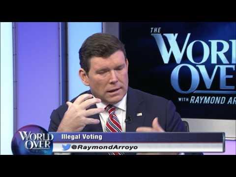 World Over - 2017-01-26 – Fox News Anchor Bret Baier with Raymond Arroyo