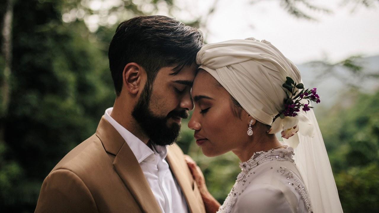 Yuna Zarai & Adam Sinclair   Wedding   Pop Bytes - YouTube