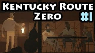 Kentucky Route Zero - Mysterious Indie Game - Let's Lets Play Walkthrough 1