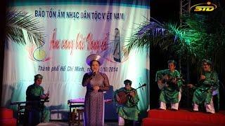 """""""Âm vang bài vọng cổ"""" - Bảo tồn Âm nhạc Dân tộc Việt Nam 2014"""