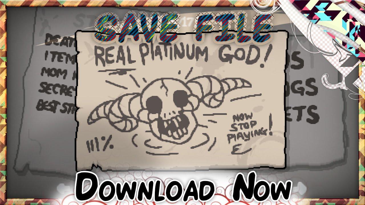 Isaac Platinum God