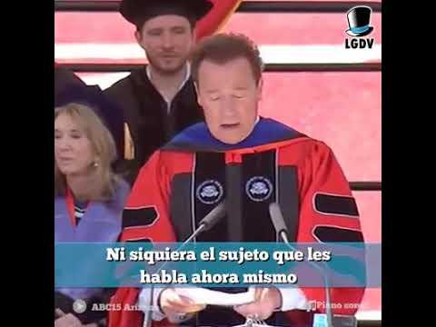 Arnold Schwarzenegger Cambiemos El Yo Por Nosotros