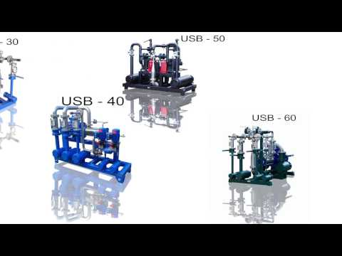 Gasoline compounding & Additive Injection Systems: USB blending system, increase octane number