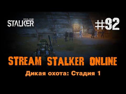 Сталкер онлайн дикая охота 1